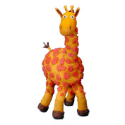 A fun Giraffe for Kids Crafts