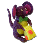 Mouse Craft for Kids.