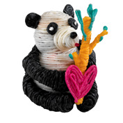 Panda Craft idea for Kids.