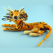 Tiger crafts for kids