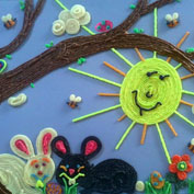Easter Bunny Arts and Craft Idea for Kids