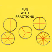 Teach math with Wikki Stix Learning Toys
