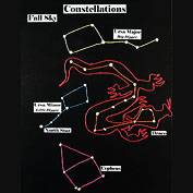 Teach Constellations with Wikki Stix
