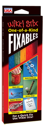 Fixables a new product from Wikki Stix Educational Toys