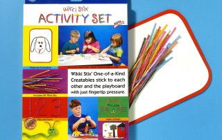 Wikki Stix Activity Set is a Parents Choice Classic Award Winner