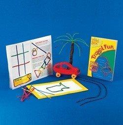 Travel Fun Kit for Kids