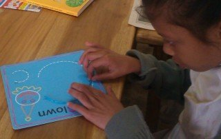 More hands on learning with Wikki Stix