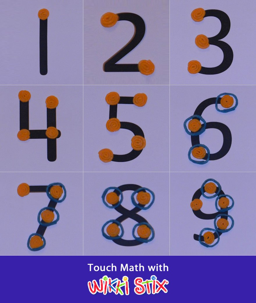 Printables Touch Math Printable Worksheets free touch math addition worksheets bloggakuten printable touchmath the leading