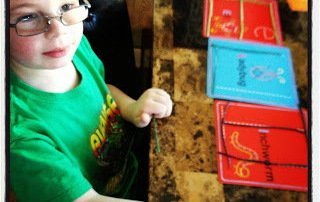 Using Wikki Stix to Teach