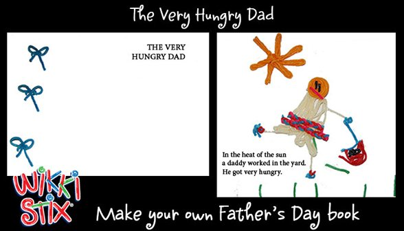 Fathers Day Craft Idea for Kids!