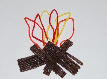 WS Campfire Craft for Kids