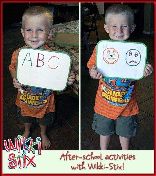 Wikki Stix After School Activities for Kids