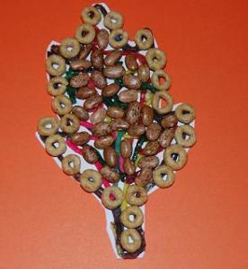 WS Cereal_Beans Leaf Crafts for Kids