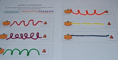 Pumpkins Counting Activity