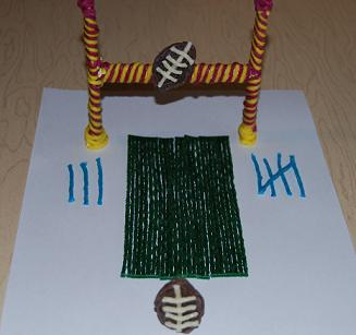WS Tabletop Football Game