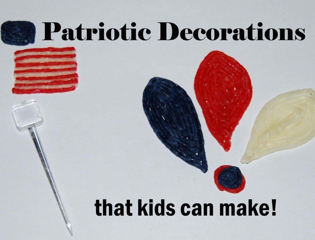 WS Patriotic Decorations