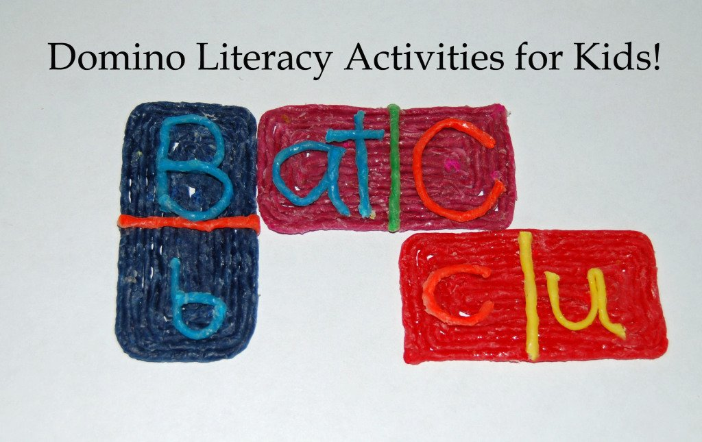 Domino Literacy for Early Childhood Education