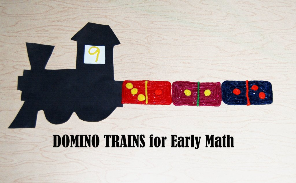 WS Domino Train for Early Math
