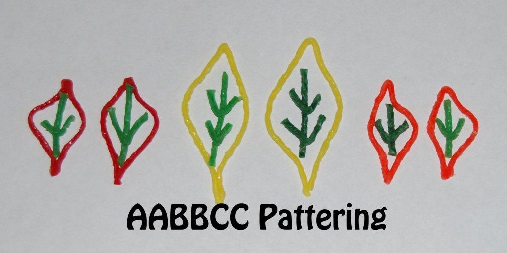 AABBCC Patterning