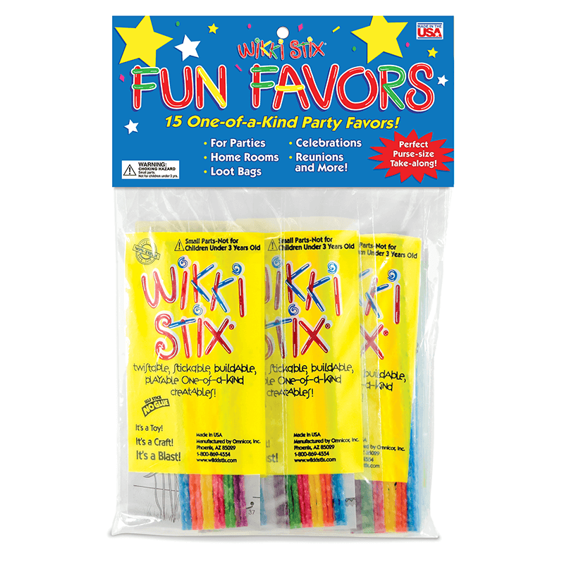 Party Fun Favors