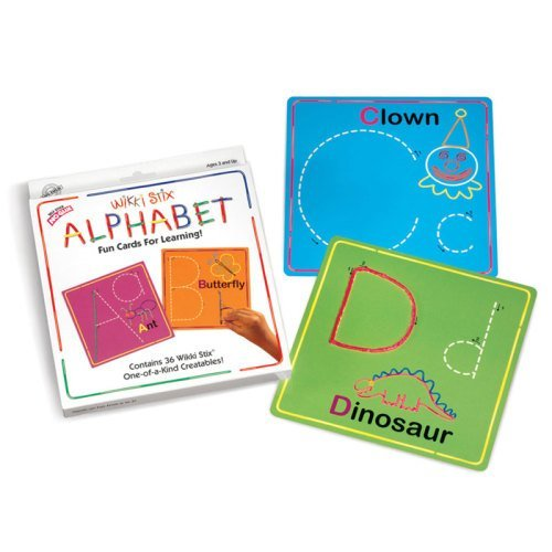 Alphabet Cards Display