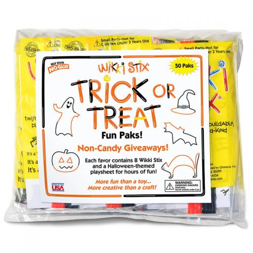 Trick or Treat Fun Favors