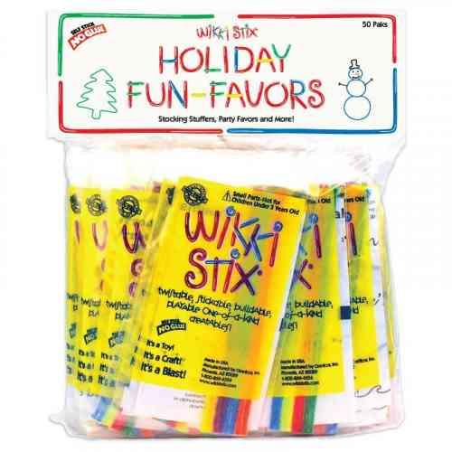 Holiday Fun Favors