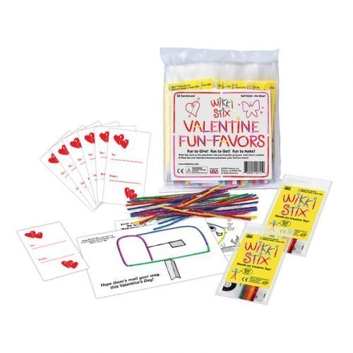 Valentine Fun Favors