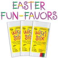 Easter Fun Favors