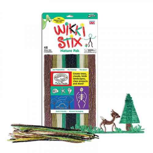 Wikki Stix Nature Pak