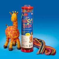 Super Wikki Stix Giraffe Display