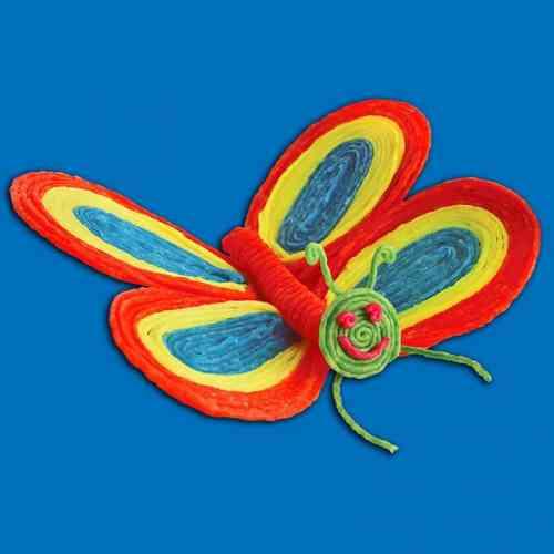 Beautiful Butterfly Craft