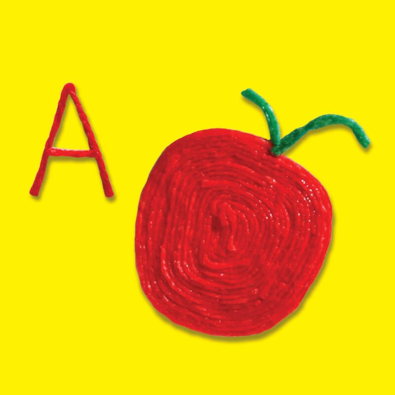 Learn ABC's with Wikki Stix