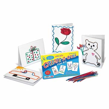 Create-a-Card Fun Kit