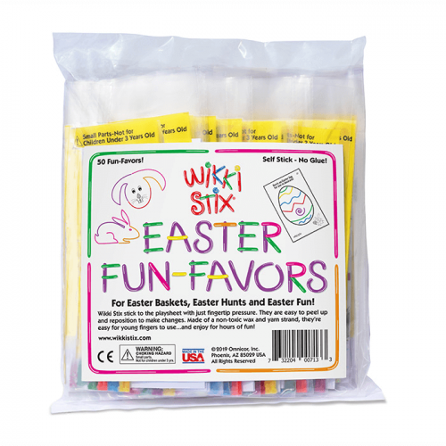 Easter fun Favors