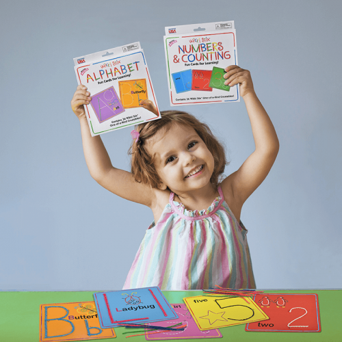 Alphabet Cards & Numbers and Counting