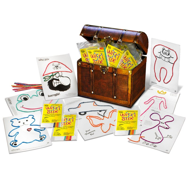 Treasure Chest Toys