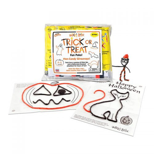 Trick or Treat Pak with Playsheets
