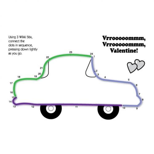 Valentine Car