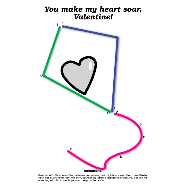 Valentine Kite
