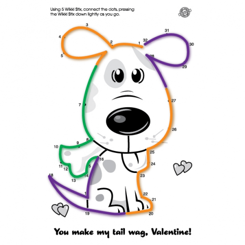 Valentine Puppy
