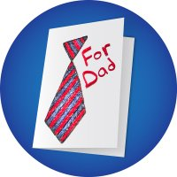 Father's Day Greeting Card Craft