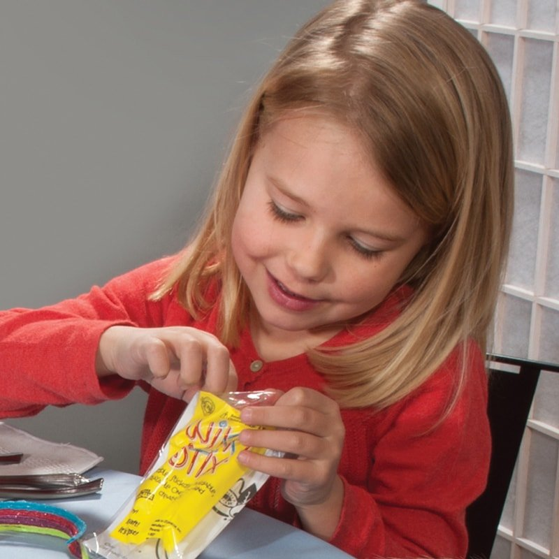Kids enjoy Wikki Stix Table Top Toys