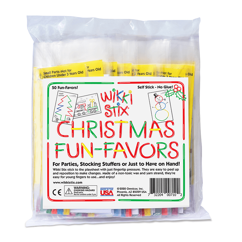 Christmas Fun Favors