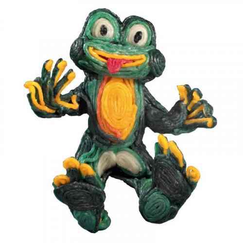 Cool Frog made with Super Wikki Stix