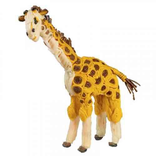 Cool Giraffe made with Super Wikki Stix