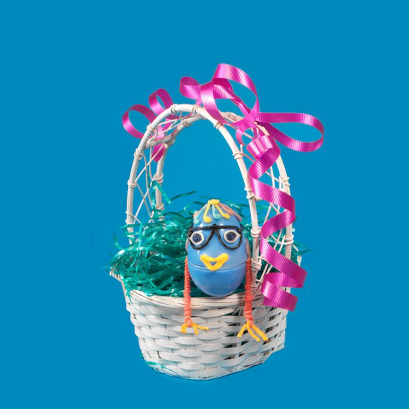 Easter Basket & Egg Idea!