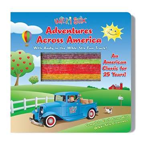 Adventures Across America