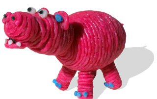Wikki Stix Hippo Craft