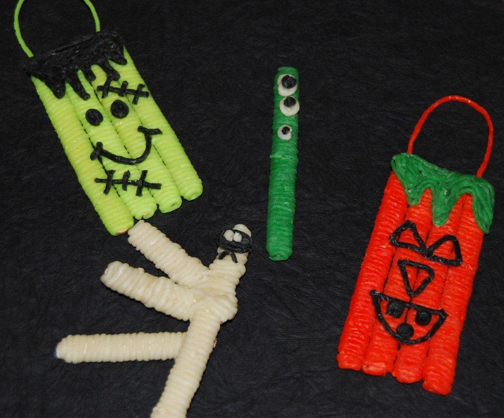 Wikki Stix Halloween Crafts for Kids!